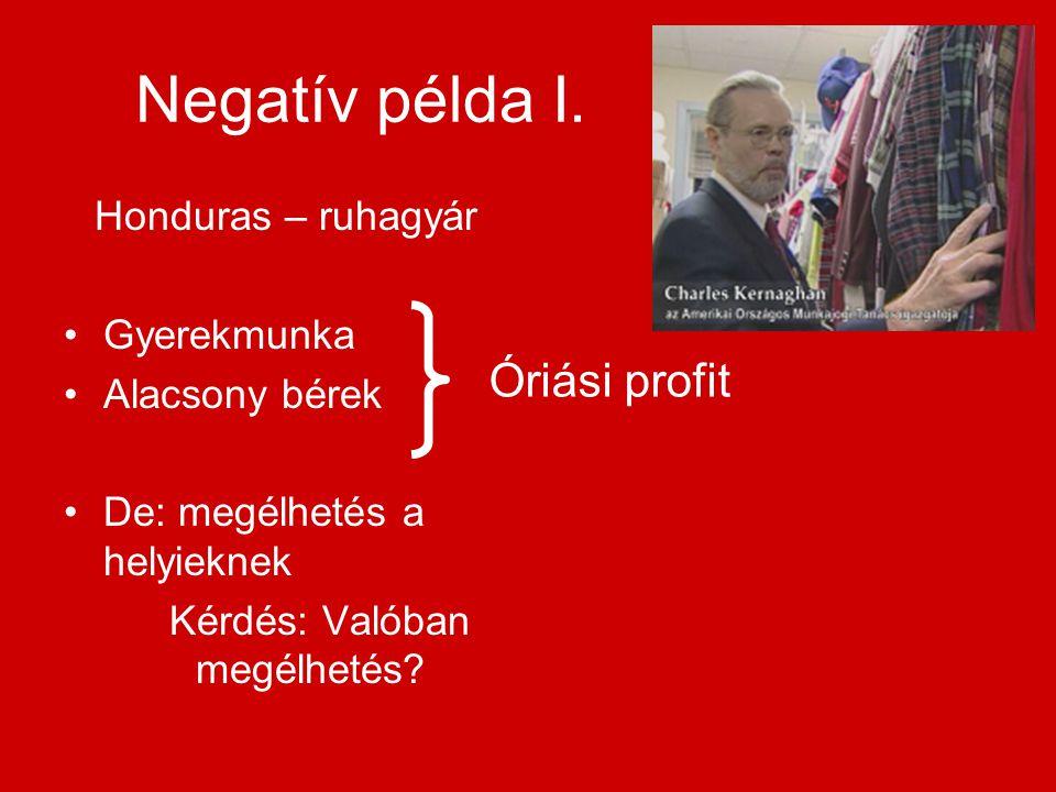Negatív példa I.