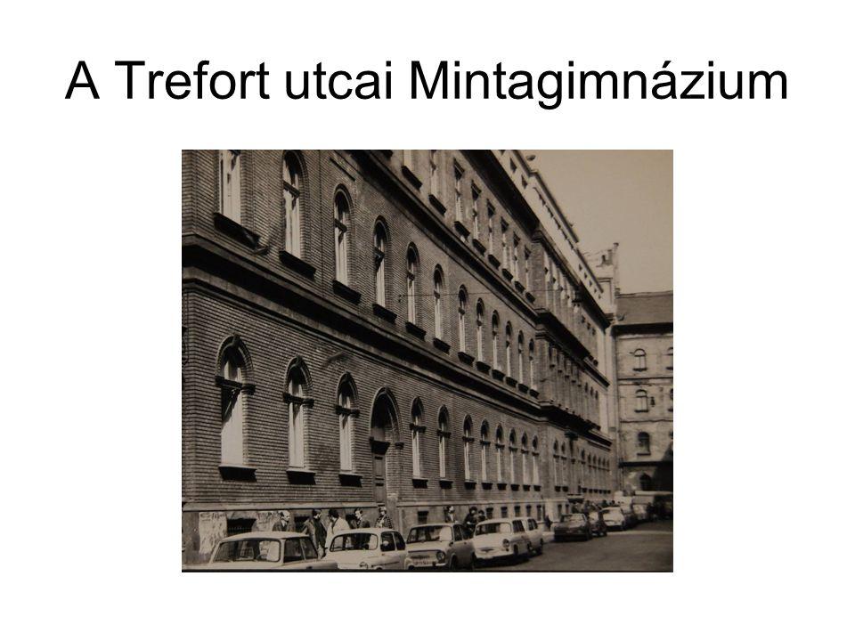 A Trefort utcai Mintagimnázium