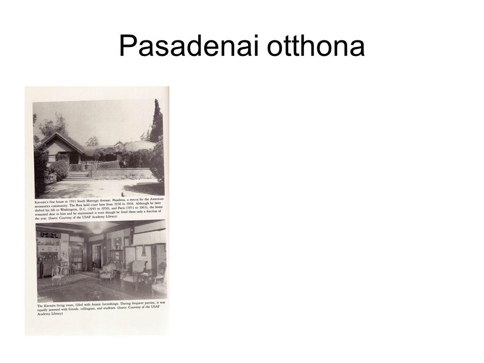 Pasadenai otthona
