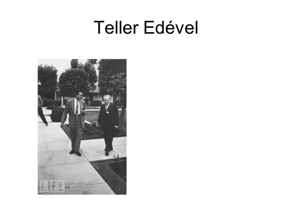 Teller Edével