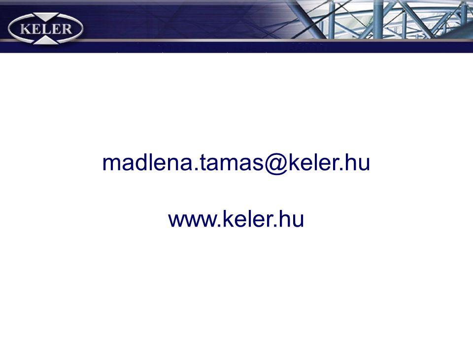 madlena.tamas@keler.hu www.keler.hu