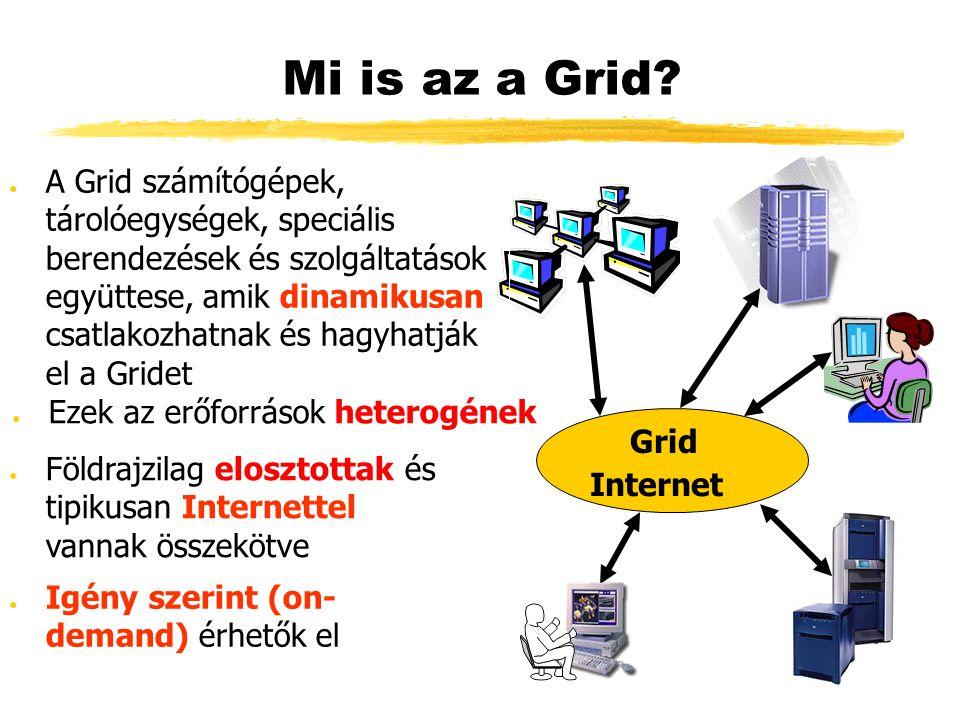 Mikor célszerű Grid rendszert használni.
