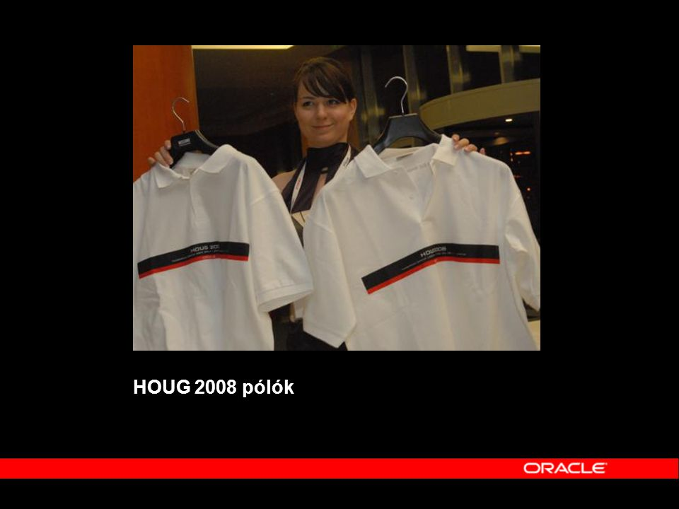 HOUG 2008 pólók