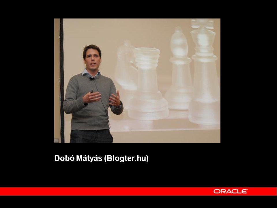 Dobó Mátyás (Blogter.hu)