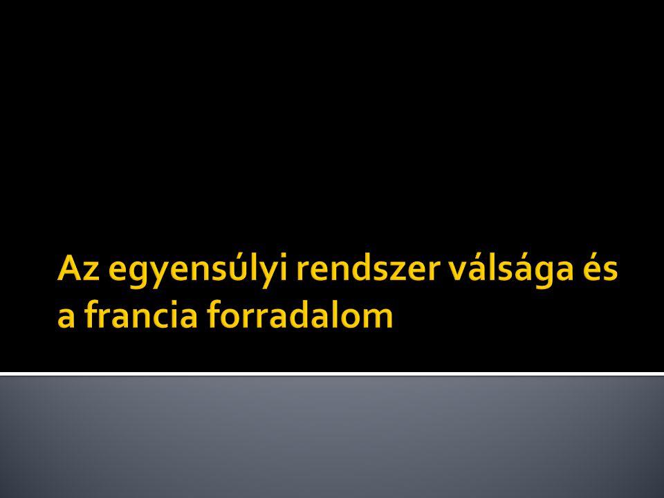  7 éves háború és az adóztató kapacitás  Reform kell  NBr., Fro.