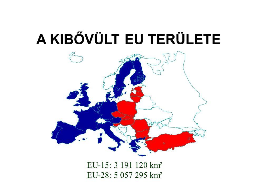 EURÓPAI PARLAMENT Képviselők száma: Németo.99 UK78 Olaszo.