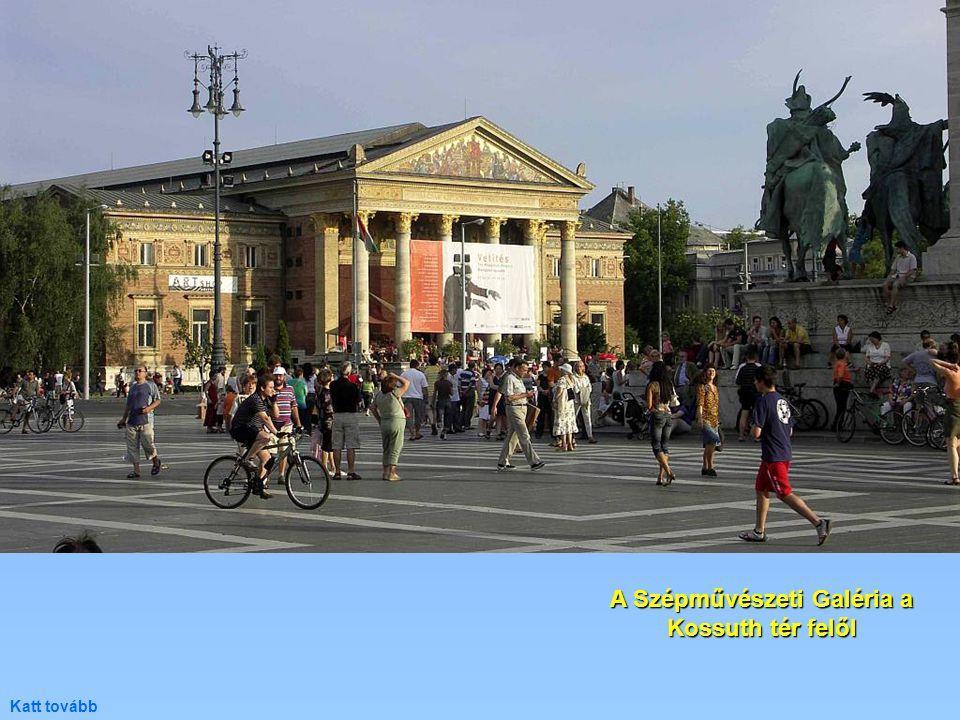 08. 09. 2007.Ivan Szedo: Walking on the streets of Budapest. 26 A Hősök tere Katt tovább