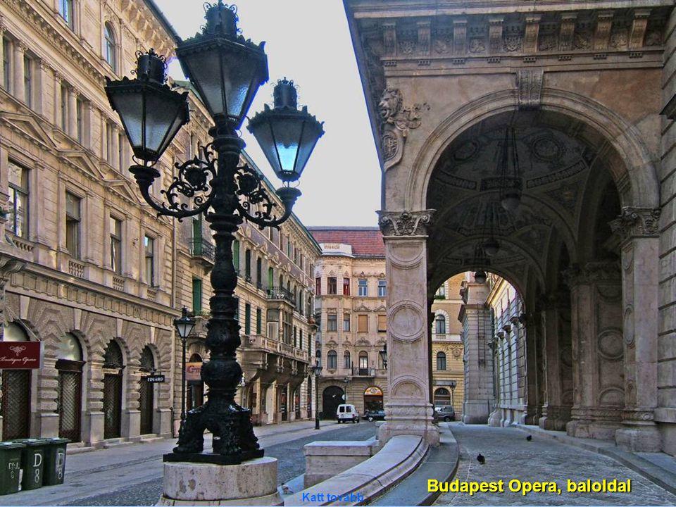 6 Budapest Opera bejárat Katt tovább