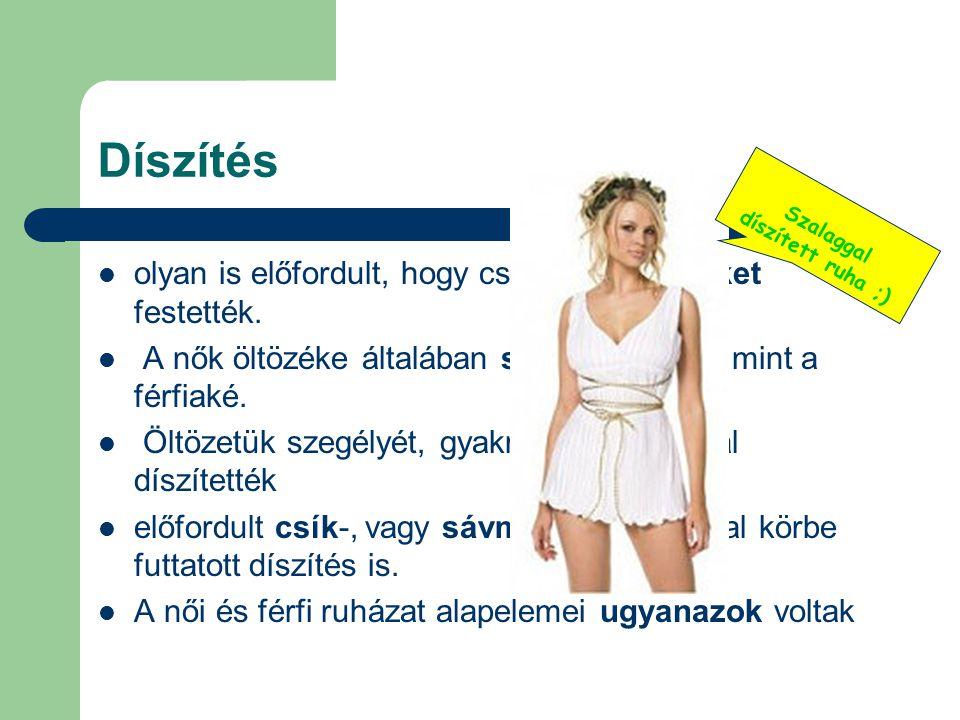 Khiton  A görög nők egyik legáltalánosabban használt öltözéke a khiton volt.