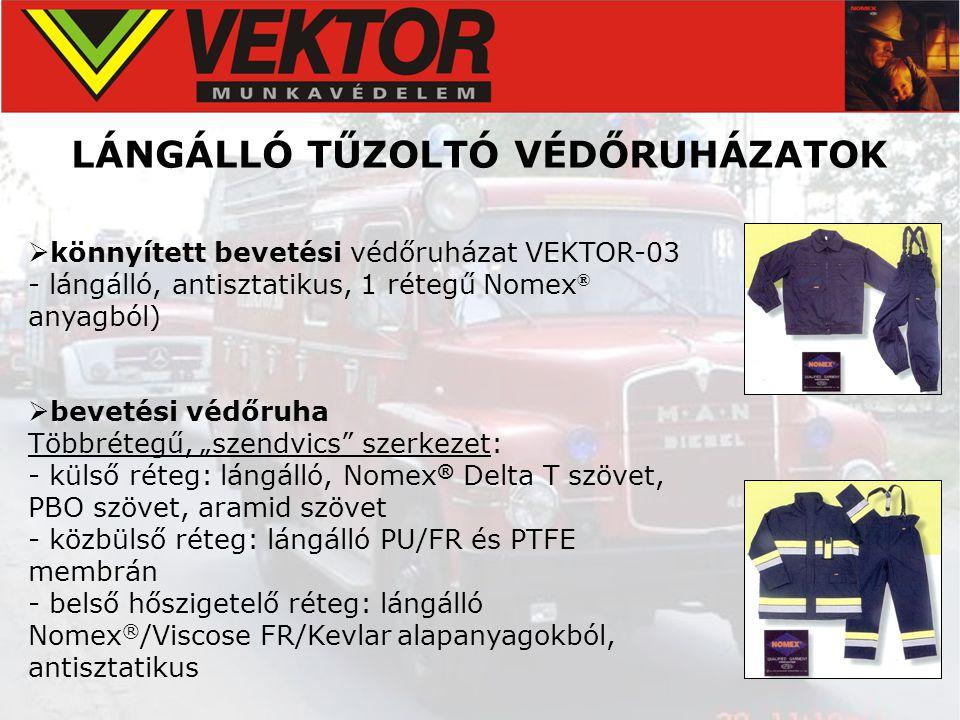 KÖSZÖNÖM A FIGYELMET .Információ : - VEKTOR Munkavédelmi Kft, 1095 Budapest, Soroksári út 164.