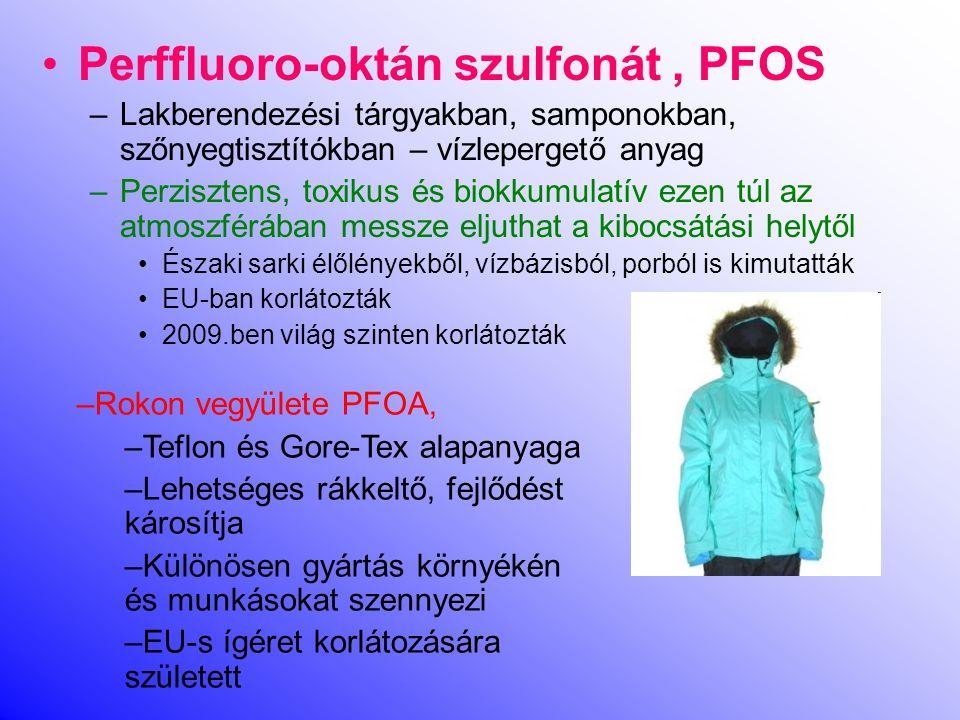 Mérgek az outdoor ruhákban •A Greenpeace felmérése: a nők és gyermekek számára gyártott outdoor ruhák a mai napig veszélyes vegyi anyagokkal vannak át