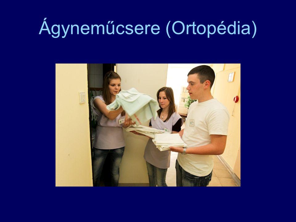 Ágyneműcsere (Ortopédia)