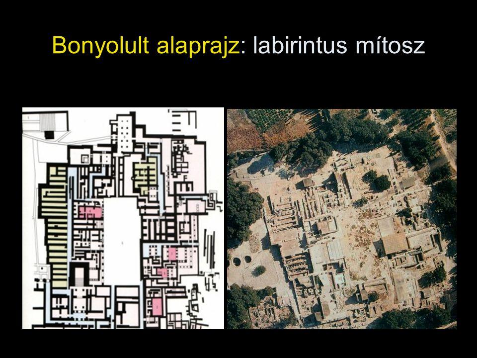 Bonyolult alaprajz: labirintus mítosz