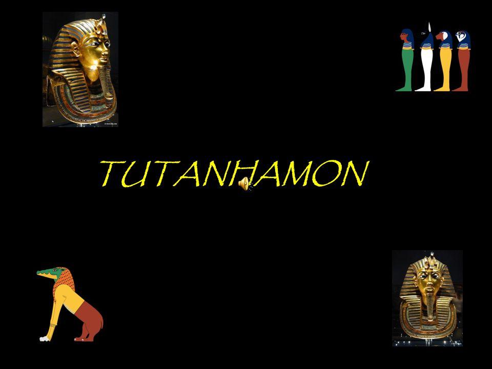 Amikor a múmiát lenvászonba tekerték, összesen 143 tárgyat helyeztek el a test különböző pontjaira, ezek a különleges erővel rendelkező tárgyak a test védelmére szolgáltak.
