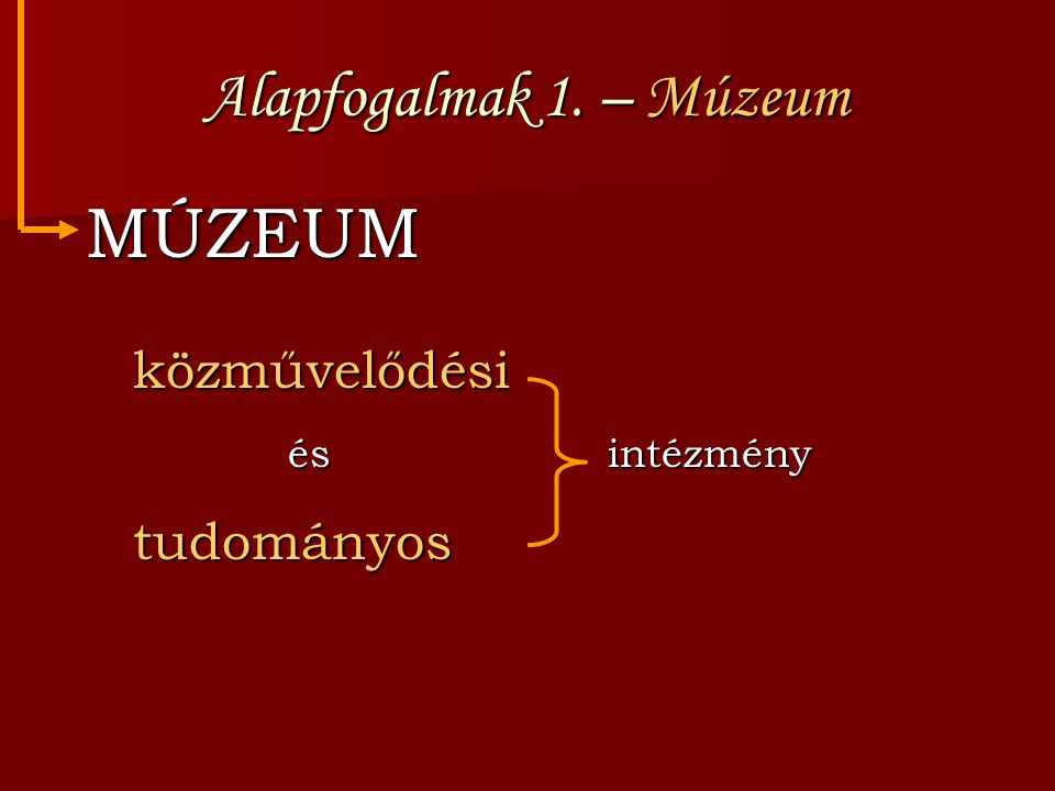 Magyar múzeumok 3.