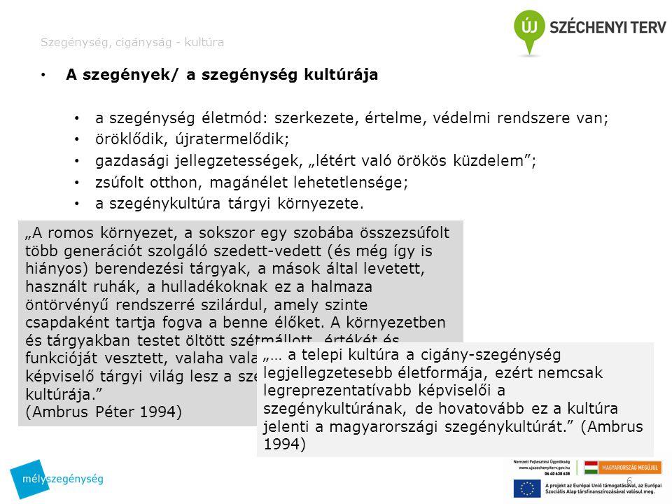 Szegénység, cigányság - kultúra 7 Zsúfolt lakásban élő személyek aránya, 2010, % Forrás: Eurostat Gyerekes háztartások, Szécsényi kistérség, 2010, %