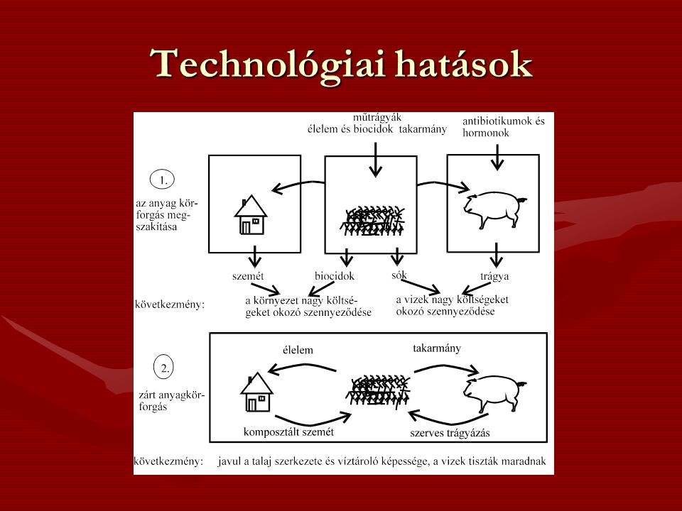 Technológiai hatások