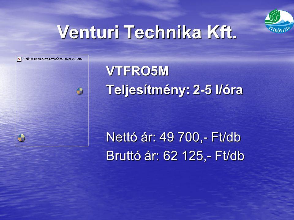 Venturi Technika Kft.
