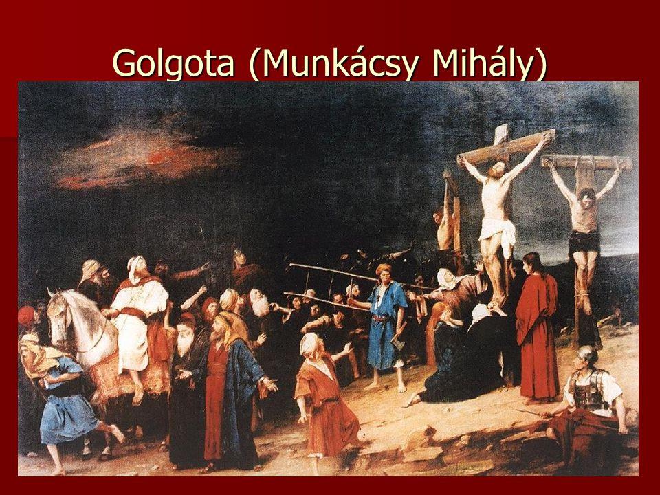 Golgota (Munkácsy Mihály)