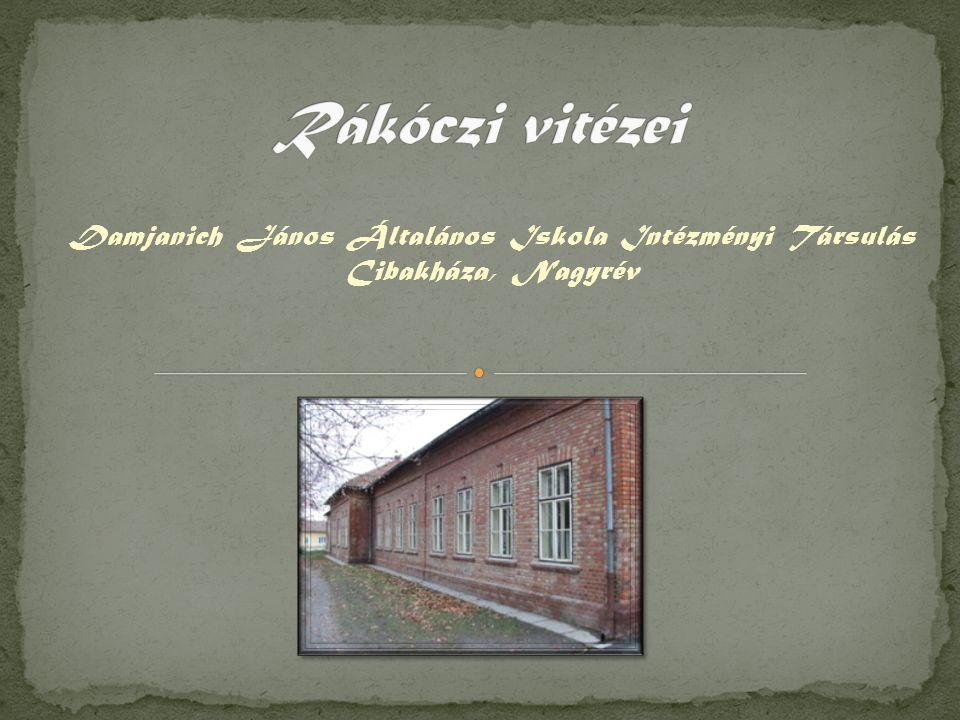 Damjanich János Általános Iskola Intézményi Társulás Cibakháza, Nagyrév