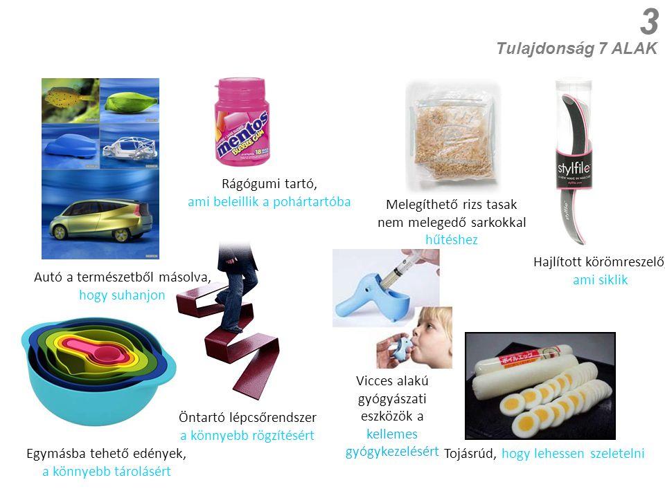 3 Tulajdonság 7 ALAK Rágógumi tartó, ami beleillik a pohártartóba Autó a természetből másolva, hogy suhanjon Melegíthető rizs tasak nem melegedő sarko