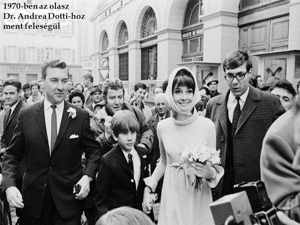 1960 – megszületett a várva-várt baba: Sean 