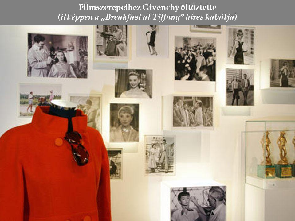 Filmbéli ruhák, Oscar-szobrok és privát fotók