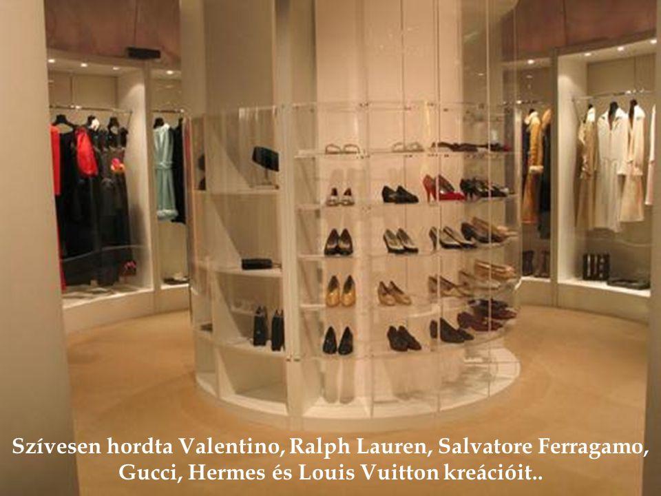 Kukkantsunk Hepburn ruhásszekrényébe..