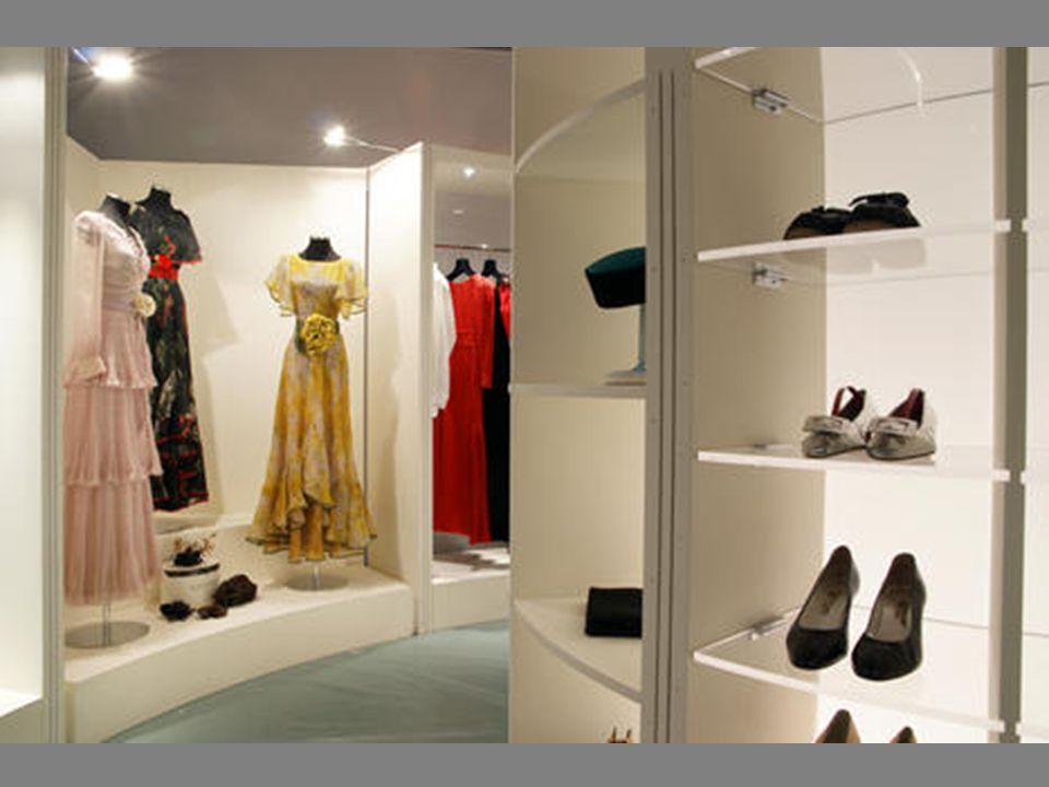 Szívesen hordta Valentino, Ralph Lauren, Salvatore Ferragamo, Gucci, Hermes és Louis Vuitton kreációit..