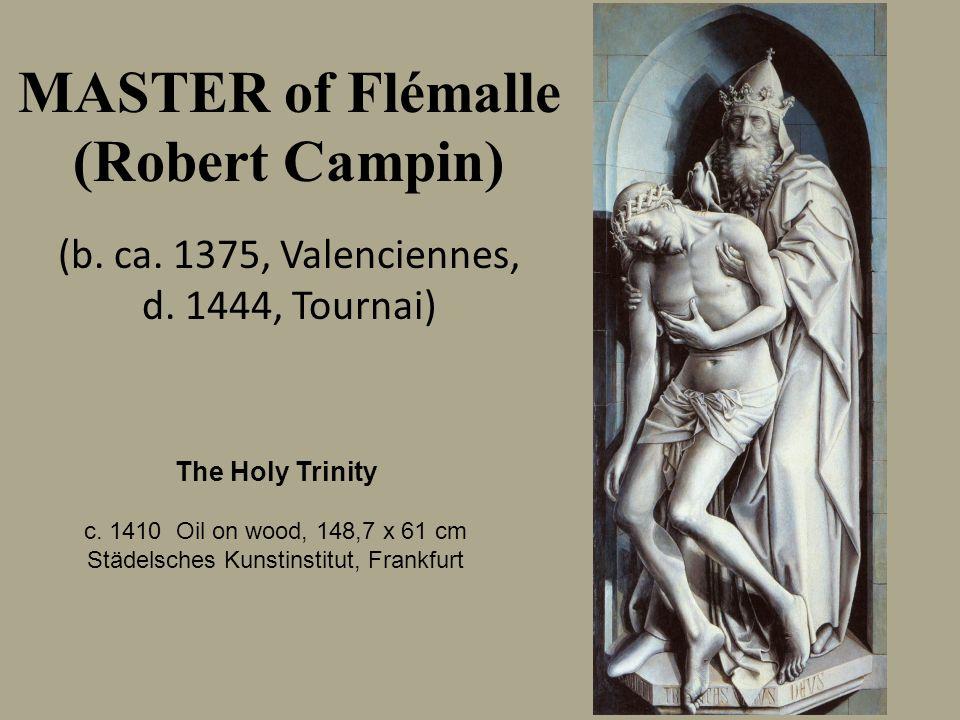 A ma elfogadott nézet szerint a Flémalle-i mester valójában Robert Capinnel azonos.
