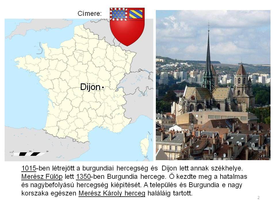 1 Claus Sluter 1340-ben született Haarlemben. 1405-6-ban halt meg Dijonban. Szobrász volt, holland származású. Ő volt a legfontosabb észak-európai szo