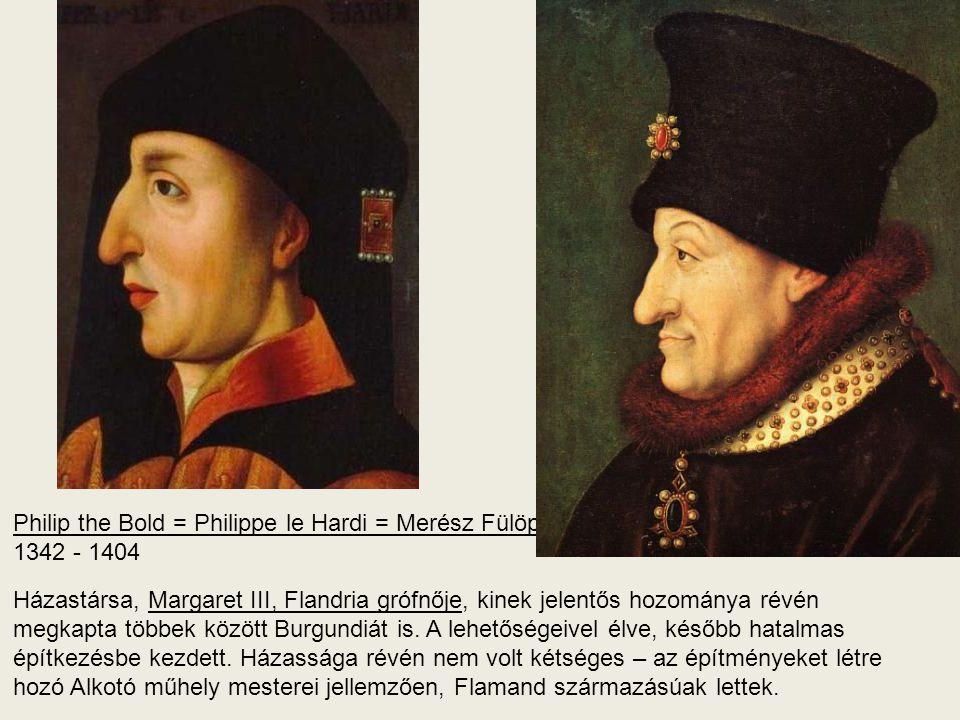 3 Ismerjük meg Claus Sluter -t a szobrász mestert és Philip the Bold -ot Burgundia hercegét, a megbízót