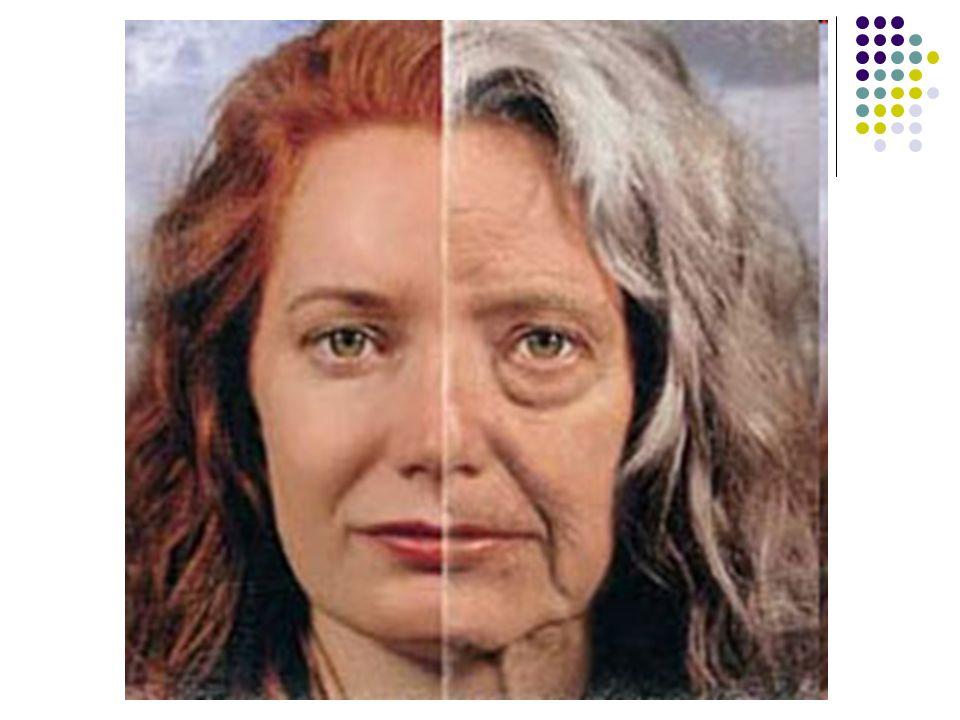  Az öregedés folyamata, az öregség állapota, az időskor fiatal korában az embernek sosem jut eszébe.