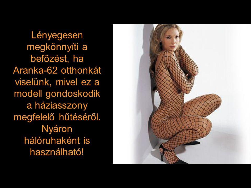 Porszívózásnál a legfontosabb szempont az, hogy ruhánk minél kevesebb lebegő szöszmöszt kössön meg. Erre ideális megoldás a Vénusz-33 otthonka (2 ízbe