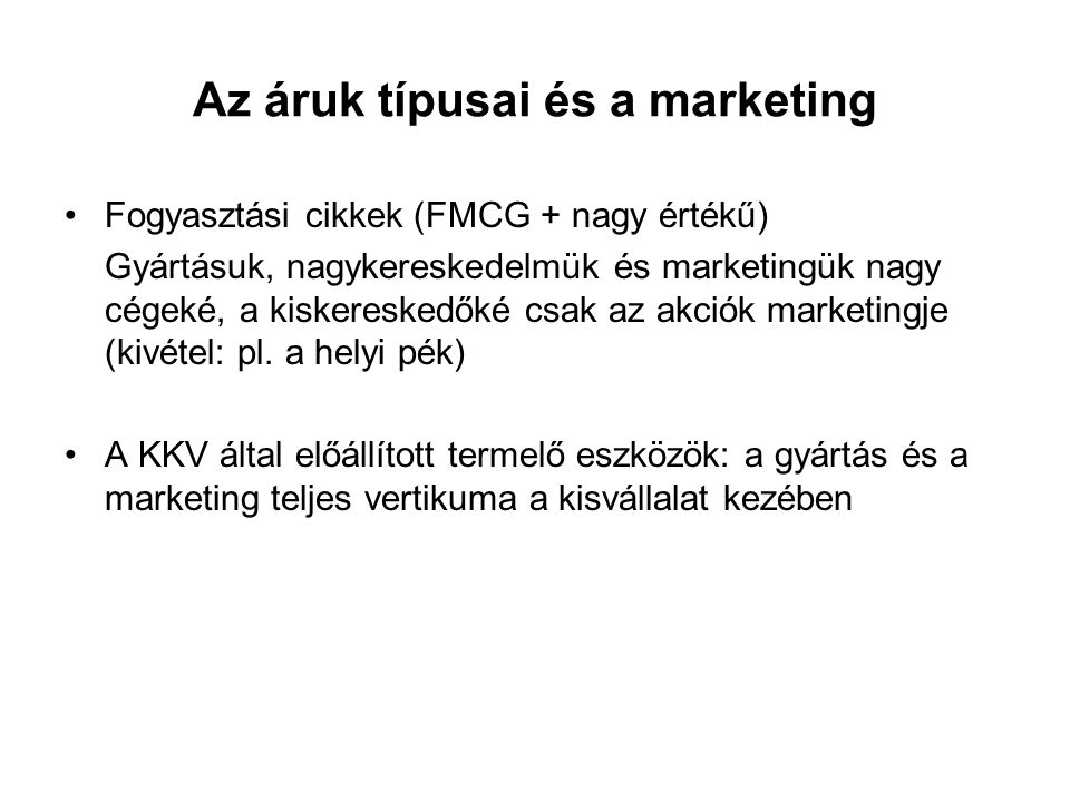 Marketing research involves determining: •who will buy the product or service.