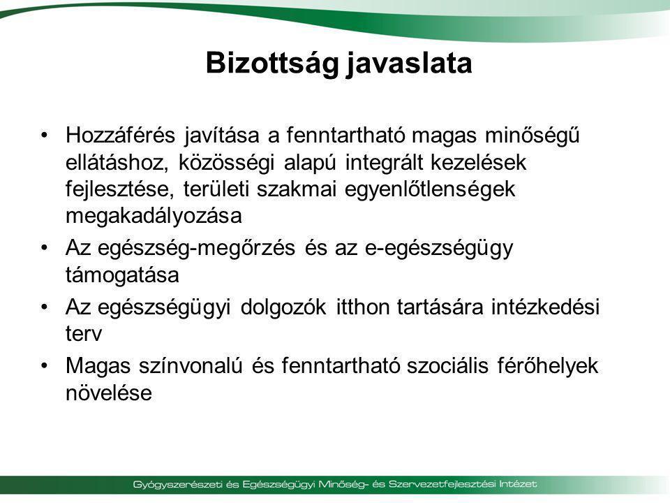 •Befogadó társadalom (szegénység leküzdése) •Gyarapodó tudástőke (foglalkoztatottság növelése) •Innováció •Közigazgatás fejlesztése •Minőségi közszolgáltatások nyújtása (intézményrendszer fejlesztése) Emberi Erőforrás Fejlesztési Operatív Program (EFOP) 2014-2020
