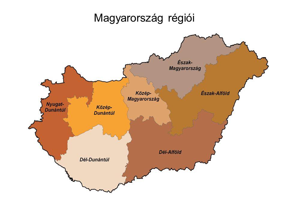 Magyarország régiói