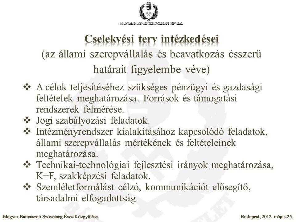  Újabb végrehajtási rendelet-módosítás (folyamatban):  Koncessziós eljárás (pl.: Minősítő Bizottság).