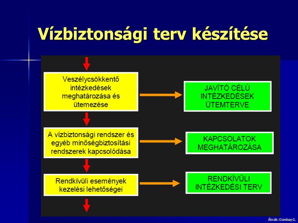 3331 Vízbiztonsági terv készítése Ábrák: Dombay G.