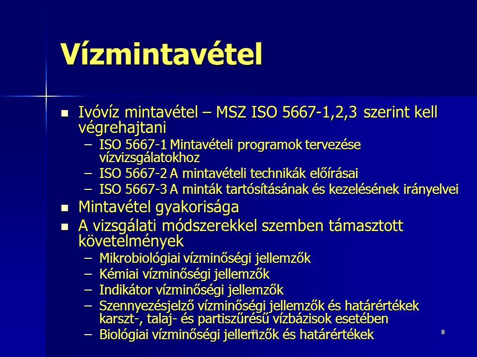 3319 Vízellátási zónák (WSZ)