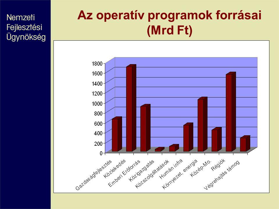 """A társadalmi megújulást szolgáló operatív programok  Társadalmi Megújulás Operatív Program (TAMOP) Az Európai Szociális Alapból (ESZA) finanszírozandó tartalmi (""""soft ), szervezeti fejlesztések."""