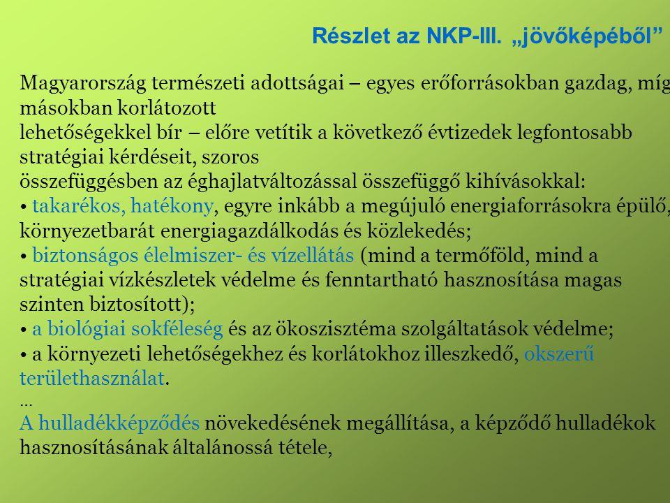 Rendszerszerű válaszok II.az Új Széchenyi Terv Az ÚSZT hét kiemelt programot tartalmaz 1.