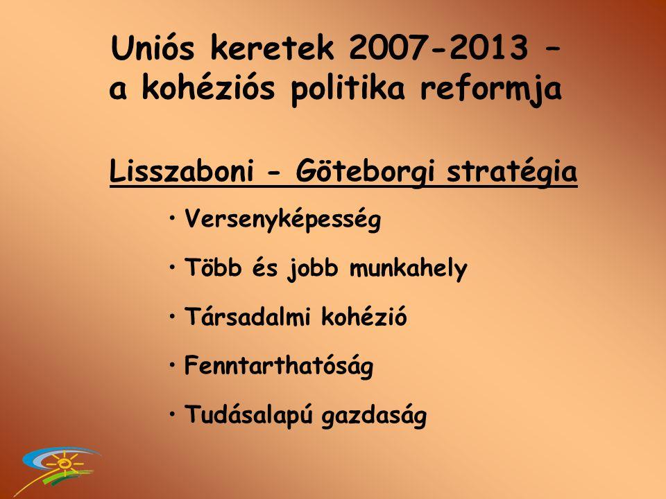"""Fejlesztéspolitikai """"keretek Mrd. Ft. Forrás: Nemzeti Fejlesztési Hivatal"""
