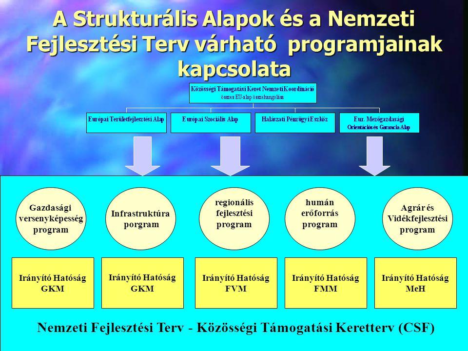 Az NFT elkészítésének fő szakaszai: n Helyzetelemzés - SWOT analízis n NFT Stratégia - főbb céljaink n Operatív Programok n Program Kiegészítő dokumentumok