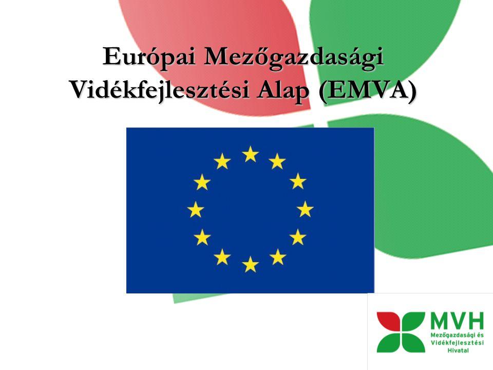 Európai Mezőgazdasági Vidékfejlesztési Alap (EMVA)
