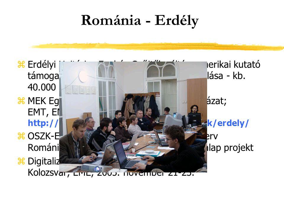 Románia - Erdély zErdélyi Unitárius Egyház Gyűjtőlevéltár; amerikai kutató támogatásával unitárius kéziratok digitalizálása - kb.