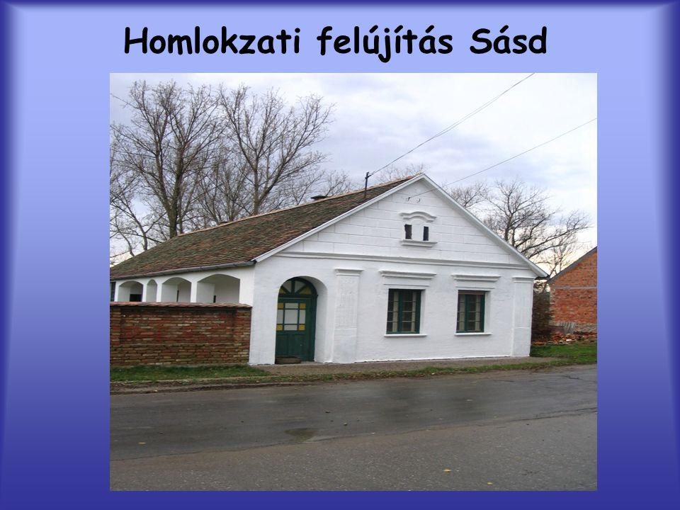 Túraútvonal kijelölése a Hegyháton Kalaznó, Szakadát, Felsőnána, Diósberény, Szárazd, Gyönk, Varsád