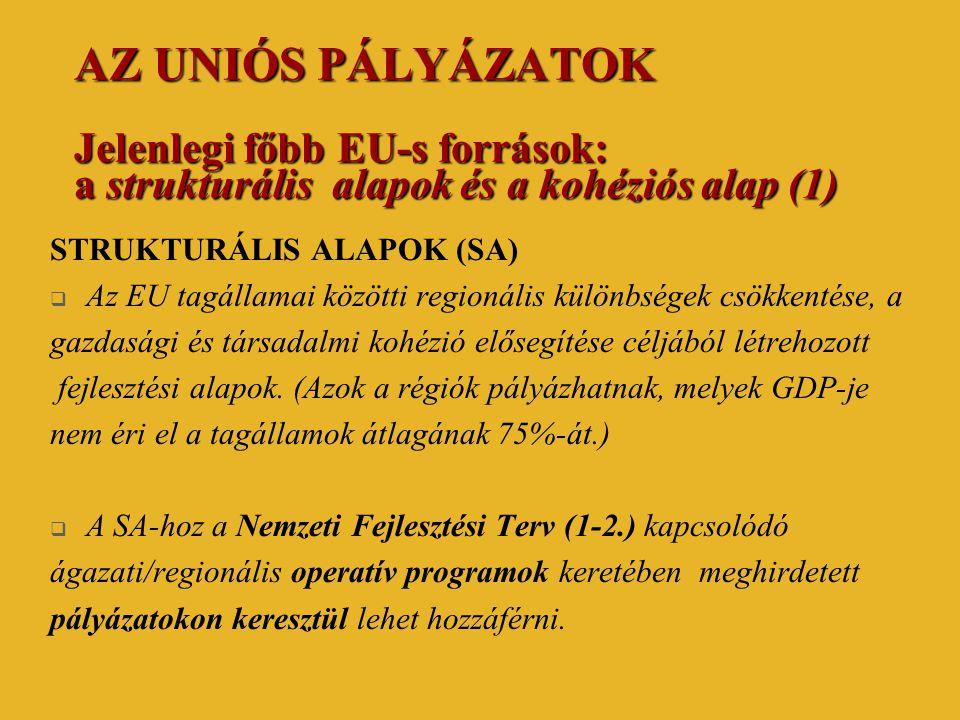 Ajánlott szakirodalom  A pályázás alapjai.Kézikönyv az Európa Terv (NFT) pályázataihoz.