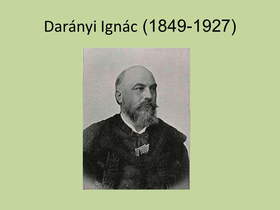 Darányi Ignác (1849-1927)