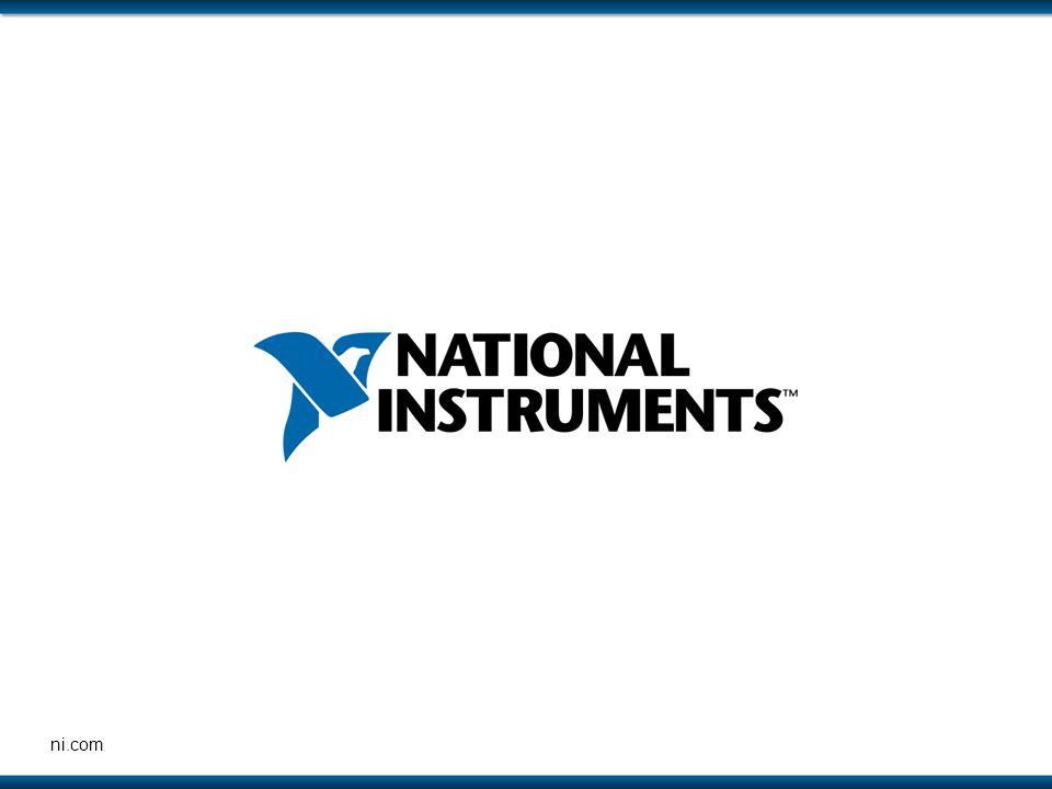 12 ni.com   NI CONFIDENTIAL NI terméket vásárlók Több, mint 30.000 vásárló több, mint 90 országból